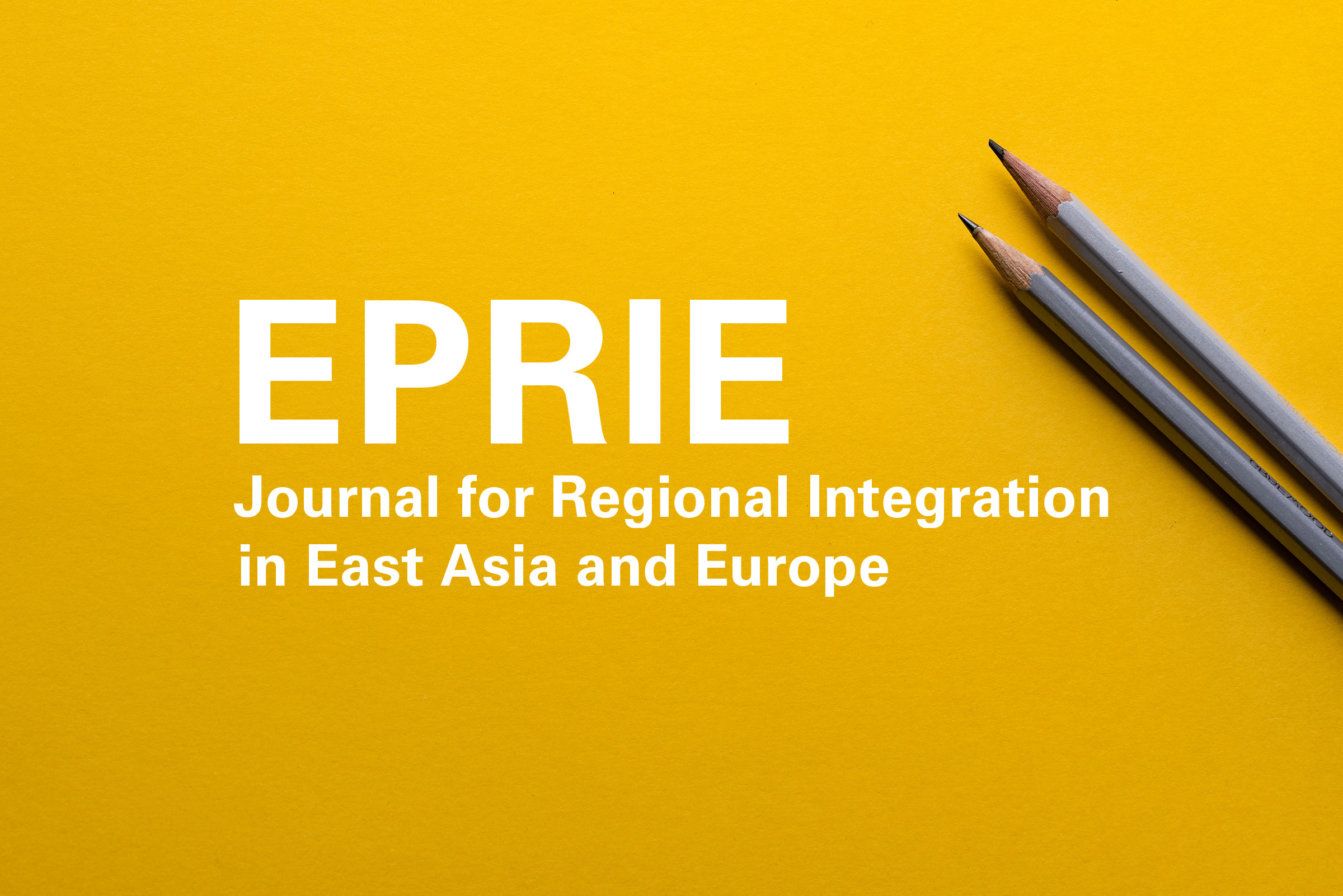 EPRIE Journal 2019